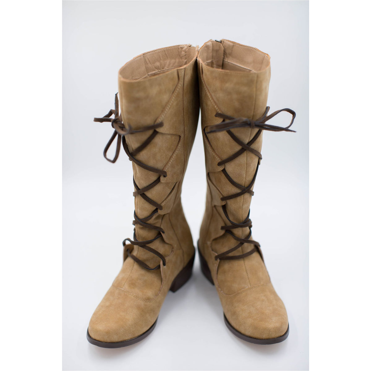 Bryan, Camel Tall Boot