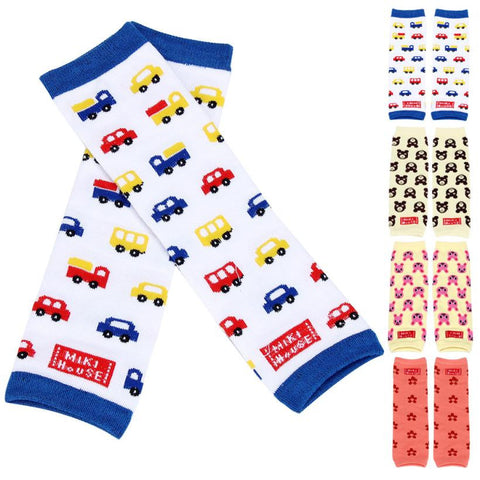 Animated Kids Leg Warmers