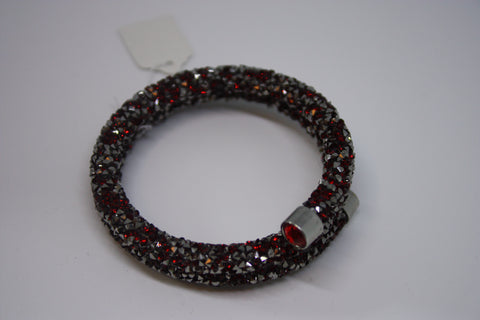 Sparkly Red Bracelet - Great for Christmas