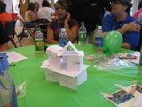 Index Card Castles