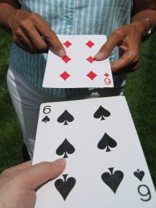 Playing Card Mixers