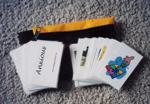 Metaphor Cards/Feelings Cards