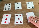 Playing Card Connections