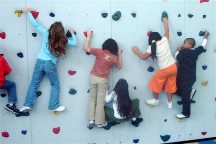 Reach New Heights! for Bouldering Walls