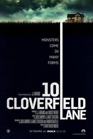 10 Cloverfield Lane (2016) (HNR) - Anthology Ottawa