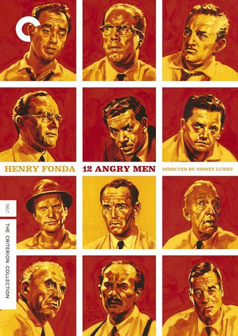 12 Angry Men (1957) (SC) - Anthology Ottawa