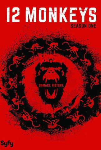 12 Monkeys: Season One (2015) (TNR14)
