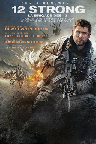 12 Strong (2018) (HNR) - Anthology Ottawa