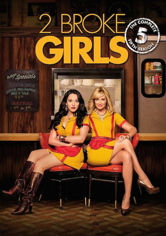 2 Broke Girls: The Complete Fifth Season (2015) (THNR) - Anthology Ottawa