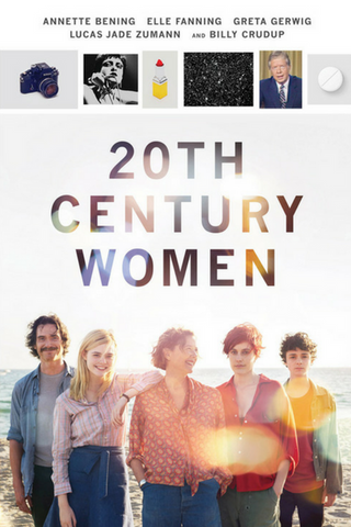 20th Century Women (2016) (HNR) - Anthology Ottawa