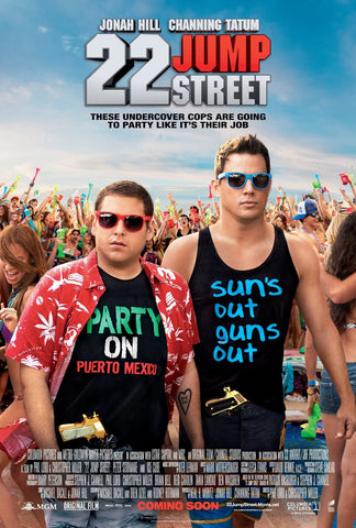22 Jump Street (2014) (C) - Anthology Ottawa