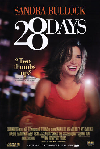 28 Days (2000) (C) - Anthology Ottawa