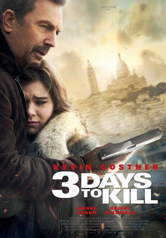 3 Days To Kill (2014) (C) - Anthology Ottawa