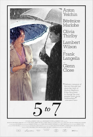 5 To 7 (2014) (7NR) - Anthology Ottawa