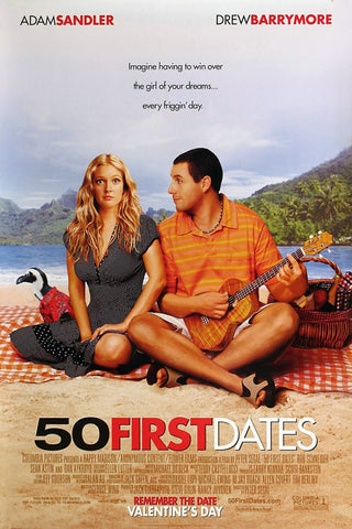 50 First Dates (2004) (C) - Anthology Ottawa