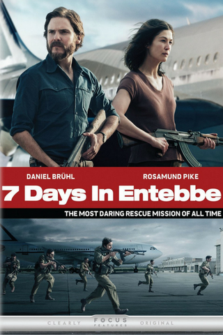 7 Days in Entebbe (2018) (HNR)