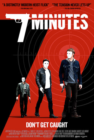 7 Minutes (2014) (7NR) - Anthology Ottawa