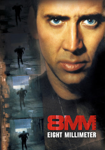 8MM (aka Eight Millimeter) (1999) (C) - Anthology Ottawa