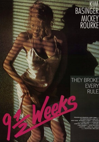 9 1/2 Weeks (1986) (C) - Anthology Ottawa