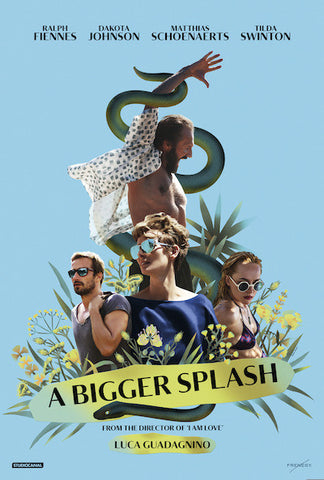 A Bigger Splash (2015) (HNR) - Anthology Ottawa
