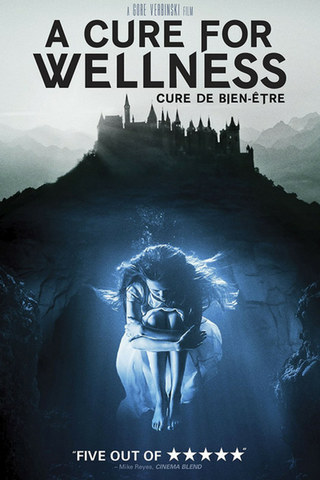 A Cure For Wellness (2016) (HNR)