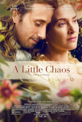 A Little Chaos (2014) (7NR) - Anthology Ottawa