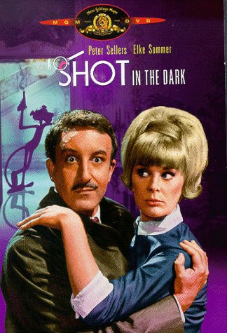 A Shot in the Dark (1964) (C) - Anthology Ottawa