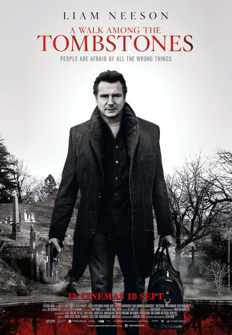 A Walk Among The Tombstones (2014) (7NR) - Anthology Ottawa