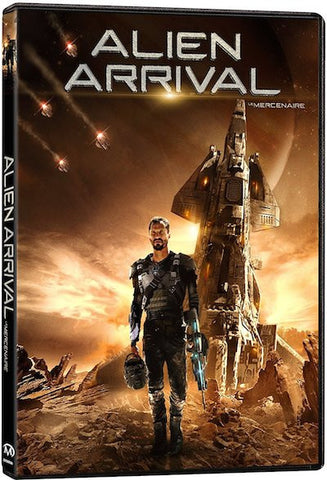 Alien Arrival (Arrowhead) (2016) (HNR) - Anthology Ottawa