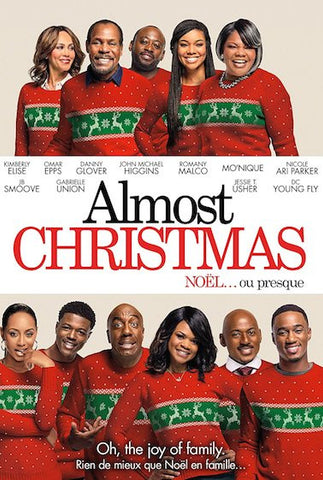 Almost Christmas (2016) (HNR)