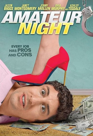 Amateur Night (2016) (HNR) - Anthology Ottawa