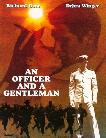 An Officer and a Gentleman (1982) (C) - Anthology Ottawa