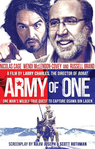 Army of One (2016) (HNR) - Anthology Ottawa