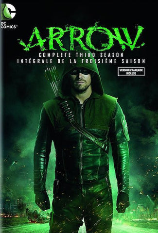 Arrow: Complete Third Season (2014) (TNR14) - Anthology Ottawa