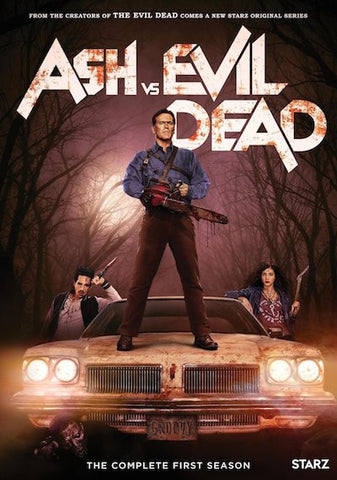 Ash vs Evil Dead: The Complete First Season (2015) (THNR) - Anthology Ottawa