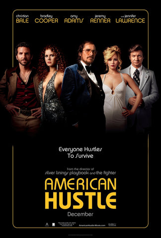 American Hustle (2013) (C) - Anthology Ottawa