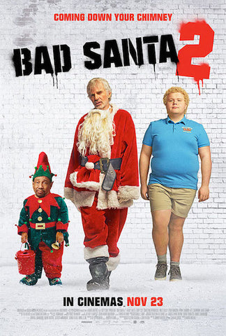 Bad Santa 2 (2016) (HNR) - Anthology Ottawa