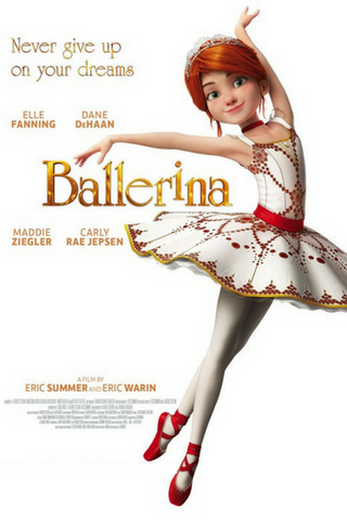Ballerina (Leap!) (2016) (HNR) - Anthology Ottawa