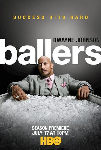 Ballers: The Complete Second Season (2016) (THNR) - Anthology Ottawa