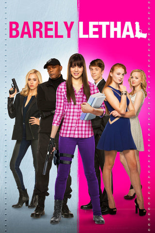 Barely Lethal (2015) (7NR) - Anthology Ottawa