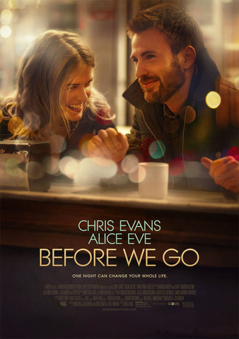 Before We Go (2014) (HNR) - Anthology Ottawa