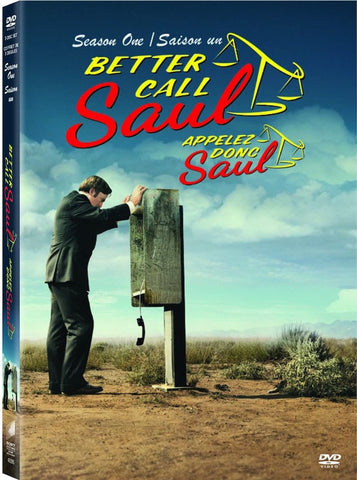 Better Call Saul: Season One (2015) (TNR) - Anthology Ottawa