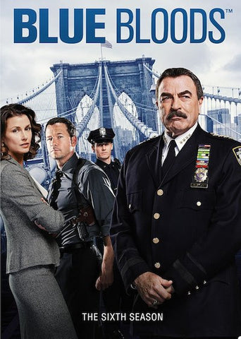 Blue Bloods: The Sixth Season (2015) (THNR14) - Anthology Ottawa