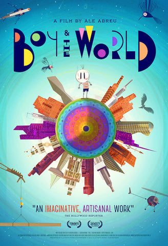 Boy and the World (2013) (HNR) - Anthology Ottawa