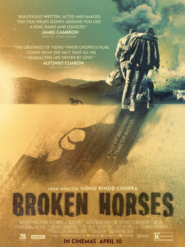 Broken Horses (2015) (7NR) - Anthology Ottawa