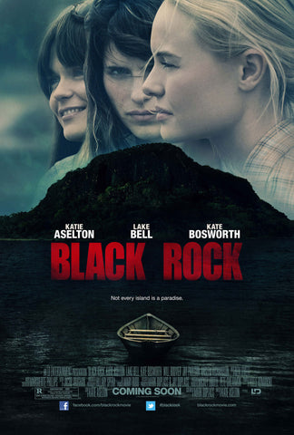 Black Rock (2012) (C) - Anthology Ottawa