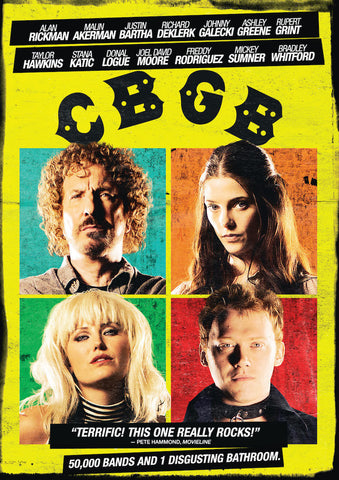 CBGB (2013) (C) - Anthology Ottawa