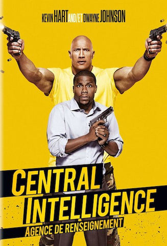 Central Intelligence (2016) (HNR) - Anthology Ottawa
