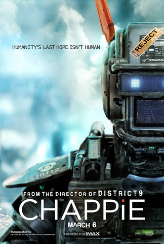 Chappie (2015) (C) - Anthology Ottawa