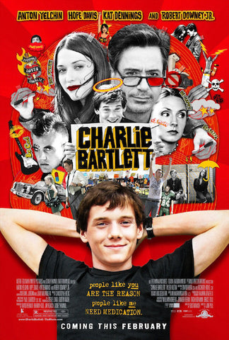 Charlie Bartlett (2007) (SC) - Anthology Ottawa